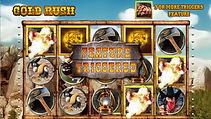 Gold Rush Progressive Online Pokies