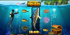 Scuba Fishing Online Pokies