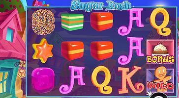 Sugar RushOnline Pokies