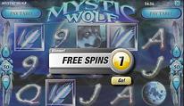 Mystic Wolf Online Pokies