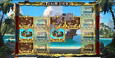Treasure IslandOnline Pokies