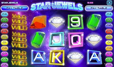 Star Jewels Online Pokies