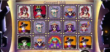 Graveyard Shift Online Pokies