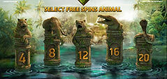 Jungle Spirit Online Pokies