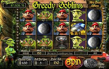 Greedy Goblins Online Pokiesnline Pokies