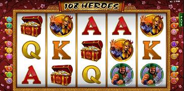 108 HeroesOnline Pokies
