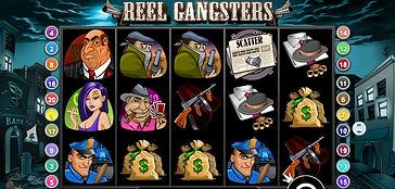 Reel Gangsters Online Pokies