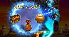3 Genie WishesOnline Pokies