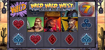 Wild Wild WestOnline Pokies