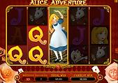 Alice Adventures Online Pokies