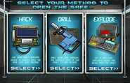 Heist Mobile 3D Online Pokies