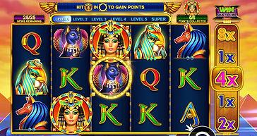 Queen of Gold Online Pokies