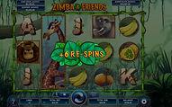Zimba & Friends Online Pokies