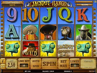 Jackpot Rogers Online Pokies