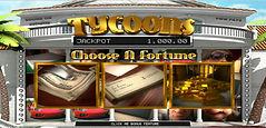 Tycoons 3D Online Pokies