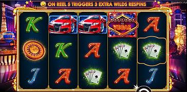 Vegas Nights Online Pokies