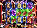 Sin City Nights 3D Online Pokies