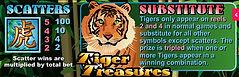 Tiger TreasuresOnline Pokies