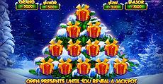 Santa Progressive Online Pokies