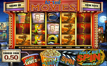 At the Movies Online Pokies
