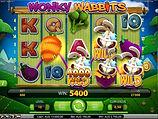 Wonky Wobbits Online Pokies