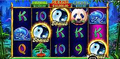 Pandas Fortune Progressive Pokies