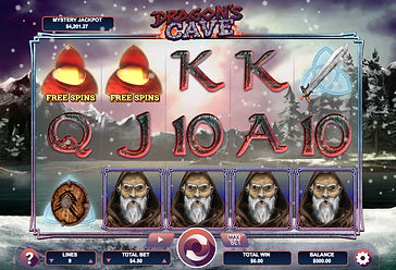 Dragons Cave Mobile Online Pokies