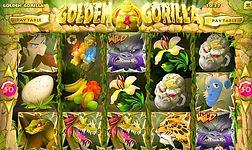 3. Golden Gorilla - Classic Pokies Game