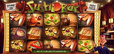 Sushi BarOnline Pokies