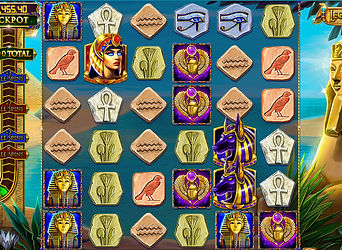 Legend of the Nile 3D Progressive Online Pokies