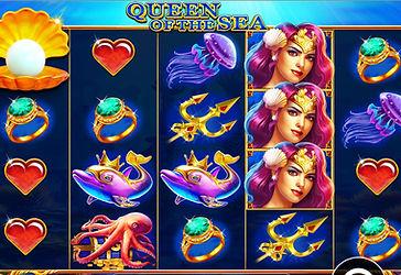 Queen of the Sea Online Pokies