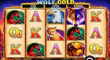 Wolf Gold Online Pokies