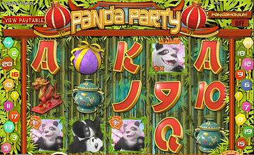 Panda Party Online Pokies