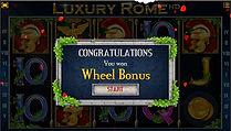 Luxury Rome Online Slots