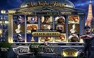A Night In Paris Online Pokies