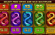 Dragon Wilds Online Pokies