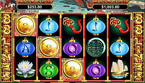 Lucky Tiger Progressive Online Slot