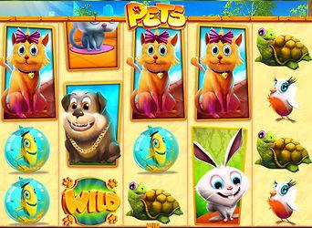 Pets Online Pokies