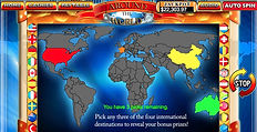 Around The World Online Pokies