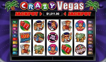 Crazy Vegas Online Pokies