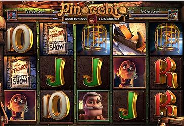 Pinocchio Online Pokies