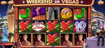 Weekend In VegasOnline Pokies