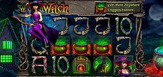 Wicked Witch Progessive Online Pokies