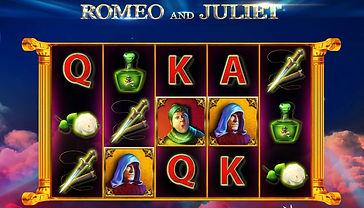 Romeo and Juliet Online Pokies