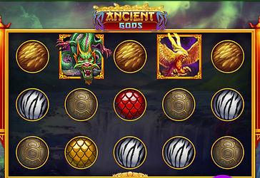 Ancient Gods Online Pokies