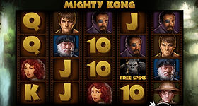 Mighty Kong Online Pokies