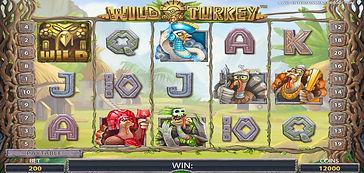 Wild Turkey Online Pokies