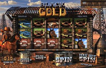 Black Gold Online Pokies