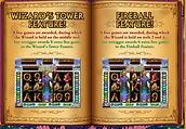 Wild Wizards Online Pokies