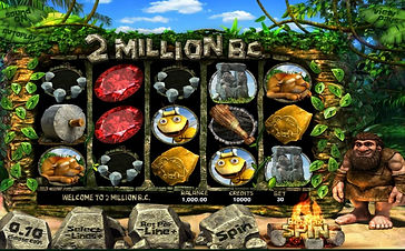 2 Million BC Online Pokies